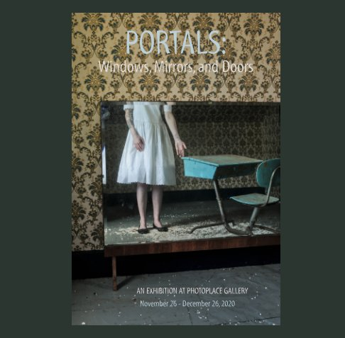 View Portals: Windows, Mirrors and Doors, Softcover by PhotoPlace Gallery