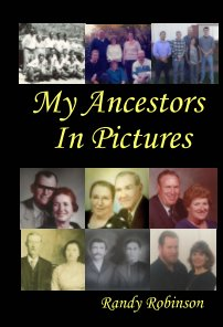 My Ancestors in pictures book cover