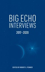 Big Echo Interviews book cover