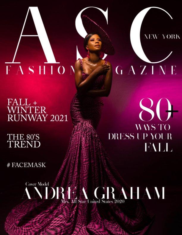View ASC FASHION MAGAZINE November issue by ASC FASHION MAGAZINE