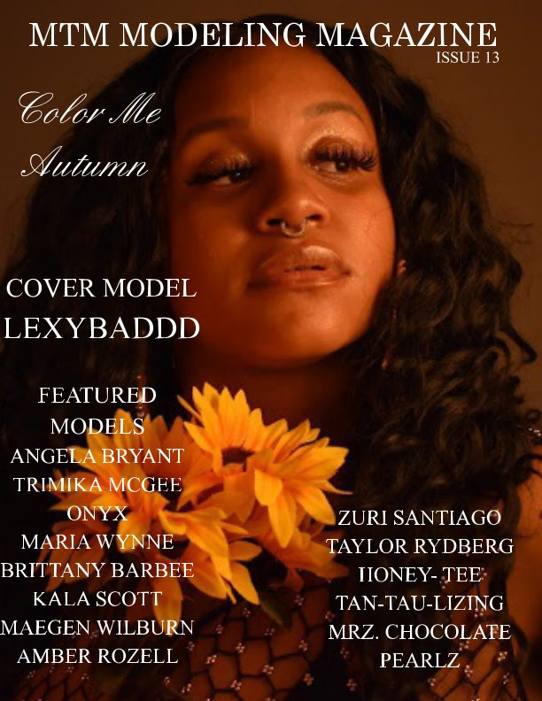 View Color Me Autumn by MTM Modeling Magazine