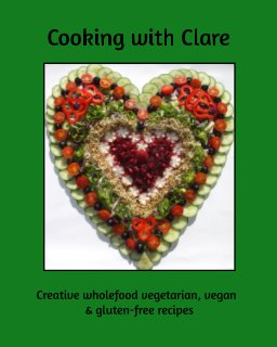 Cooking with Clare book cover