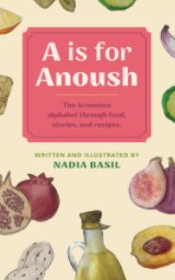 A is for Anoush book cover
