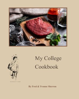 My College Cookbook book cover