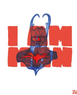 I Am Man book cover