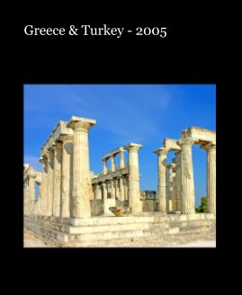 Greece and Turkey - 2005 book cover