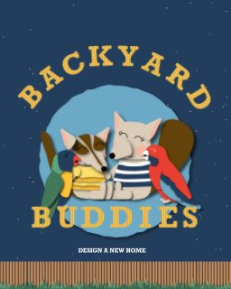 Backyard Buddies 1 book cover