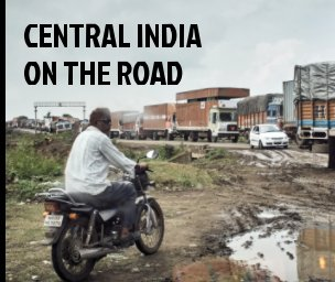 Central India on the Road book cover