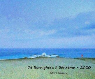 De Bordighera à Sanremo - 2020 book cover
