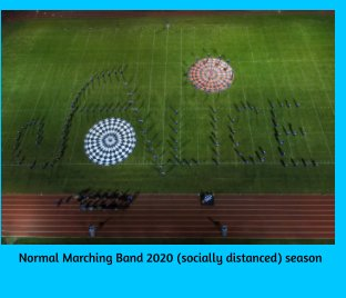 Normal Marching Band 2020 book cover