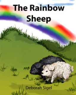 The Rainbow Sheep book cover