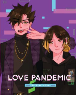 Love Pandemic book cover