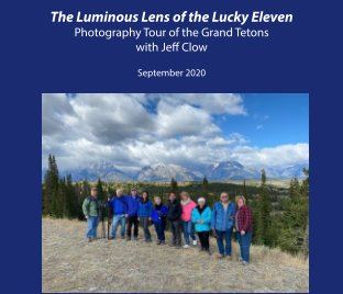 The Luminous Lens of the Lucky Eleven book cover
