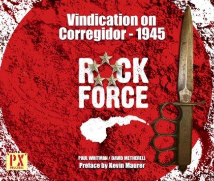 Vindication on Corregidor - 1945 book cover