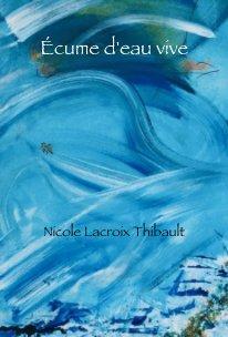 Écume d'eau vive book cover