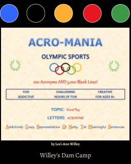 ACRO-MANIA - Olympic Sports book cover