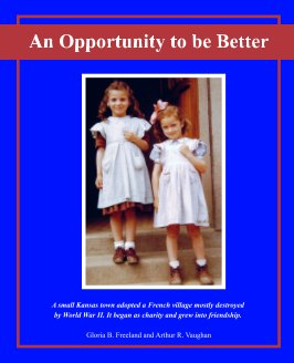 An Opportunity to be Better book cover