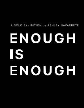 Enough is Enough book cover
