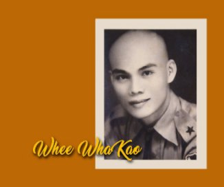 Whee Wha Kao (2) book cover
