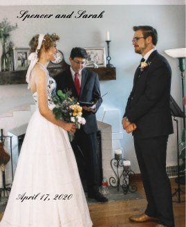 Spencer and Sarah book cover