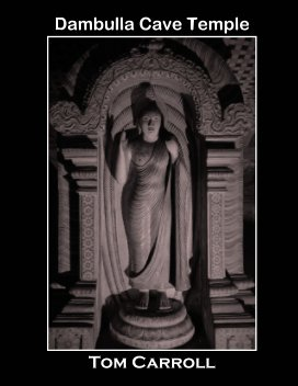 Dambulla Cave Temple book cover