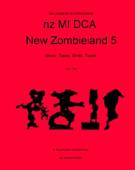 nz MI DCA New Zombieland 5 book cover