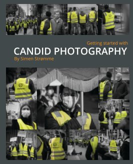 Candid Photography book cover