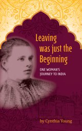 Leaving was just the Beginning book cover
