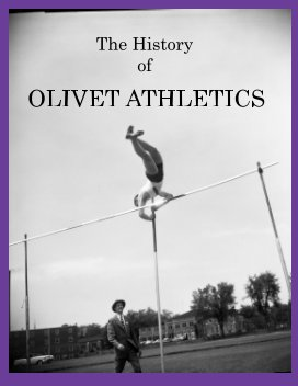 The History of Olivet Athletics book cover