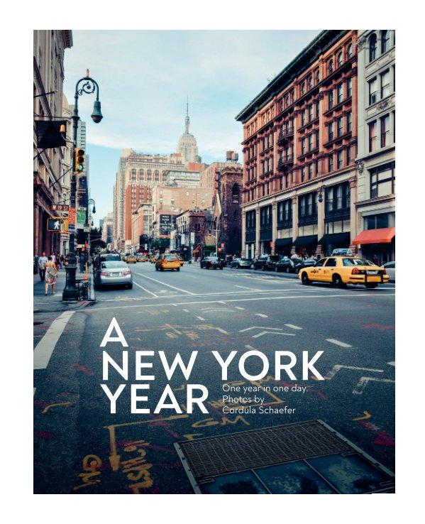 Bekijk A New York Year op Cordula Schaefer