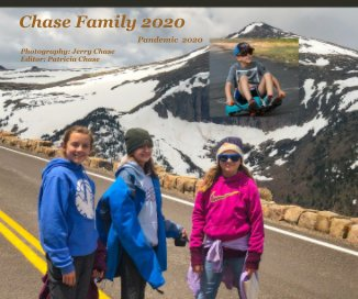 Chase Family 2020 book cover