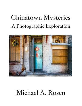 Chinatown Mysteries book cover