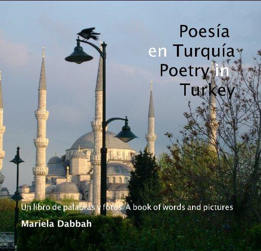 View Poesia en Turquia Poetry in Turkey by Mariela Dabbah