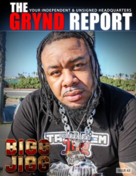 The Grynd Report Issue 62 book cover