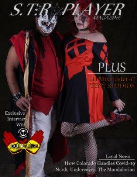 STR Player Magazine Oct./Nov. 2020 ISSUE #15 book cover