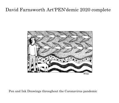 David Farnsworth Art'PEN'demic 2020 book cover