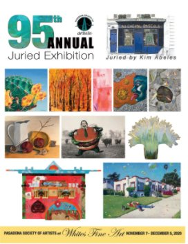 Pasadena Society of Artists 95th Annual Juried Exhibition book cover