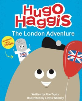 Hugo Haggis book cover
