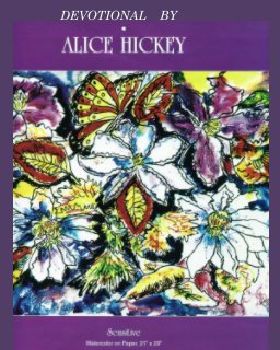 Devotional By Alice Hickey book cover