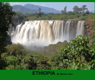 Visions from My Travels - Ethiopia book cover