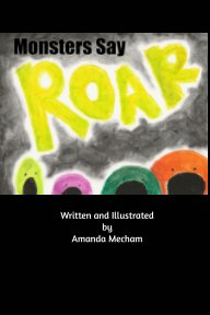 Monsters Say Roar book cover