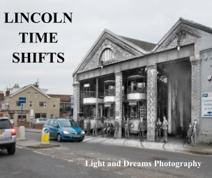 Lincoln Time Shifts book cover