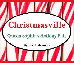 Christmasville book cover