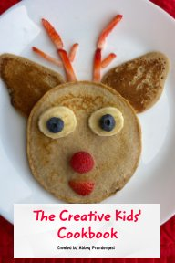 The Creative Kids' Cookbook book cover