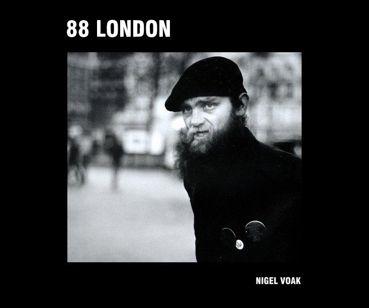 View 88 LONDON by NIGEL VOAK