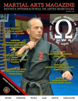 Martial Arts Magazine - Noviembre 2020 book cover