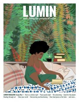 LUMIN Magazine | Issue No. 1 book cover
