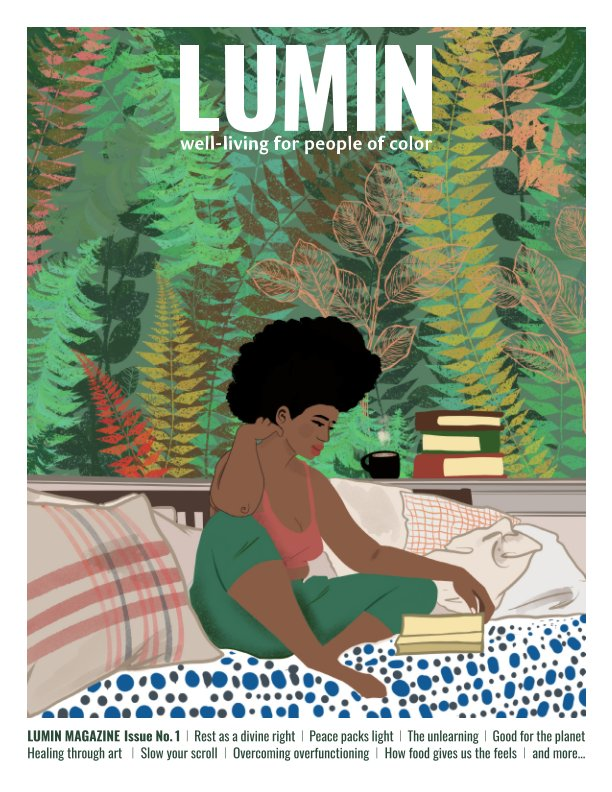 View LUMIN Magazine | Issue No. 1 by Lumin Publishing House