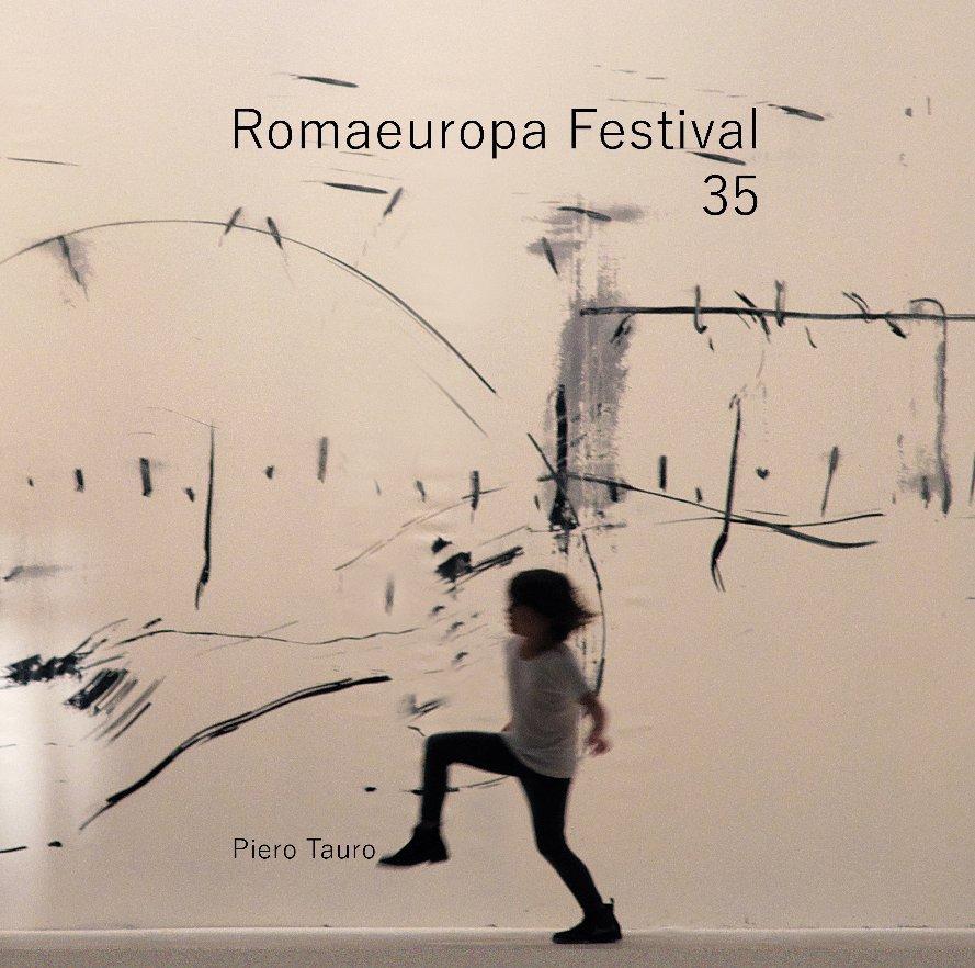 Visualizza Romaeuropa Festival35 di Piero Tauro