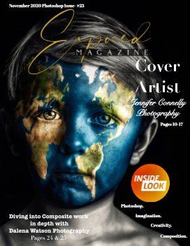 Photoshop Nov 2020 Issue 25 book cover